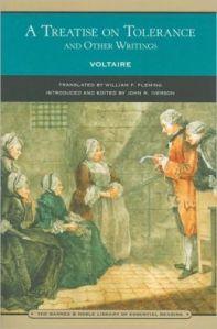Barnes and Noble's Voltaire Classics copy